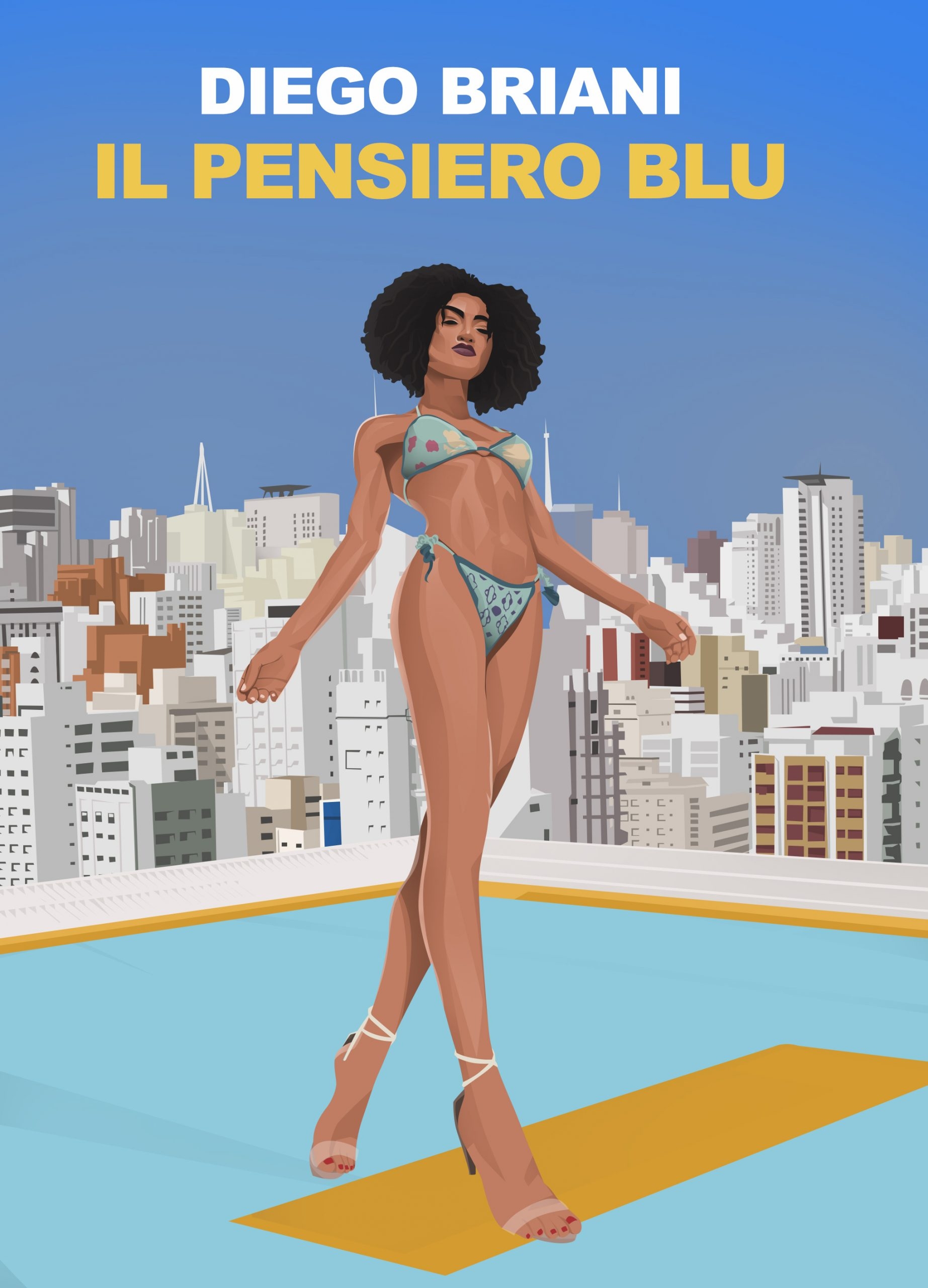 <strong>Il Pensiero Blu</strong> Book Cover